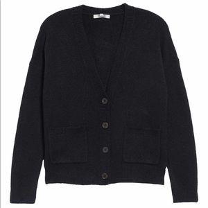 NWT Madewell Button Down Wool Cardigan